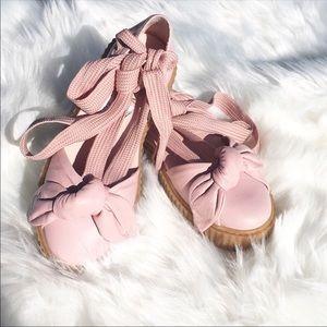 Pink Fenty by Rihana shoes